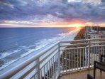 Wyndham Vacation Resort Ocean Boulevard balcony