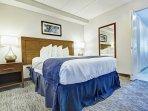 Wyndham Inn on the Harbor bedroom