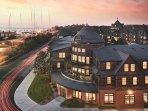 Wyndham Long Wharf property