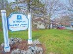 Wyndham Newport Overlook property logo