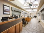Wyndham Long Wharf lobby