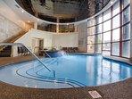 Wyndham Long Wharf indoor pool