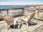 Wyndham Inn on the Harbor terrace
