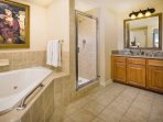 Wyndham Grand Desert bathroom