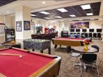 Wyndham Grand Desert gameroom