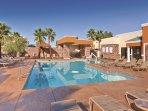 WorldMark Las Vegas-Tropicana outdoor pool