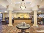 WorldMark Las Vegas-Tropicana lobby