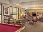 WorldMark Las Vegas-Tropicana lounge