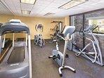 WorldMark Las Vegas-Tropicana fitness area