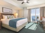 Wyndham Vacation Resort Towers on the Grove bedroom