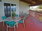 Wyndham Shearwater Balcony