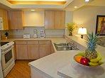 Wyndham Bali Hai Villas kitchen