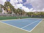 Wyndham Bali Hai Villas tennis court