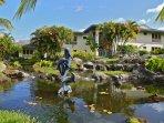 Wyndham Bali Hai Villas dolphins