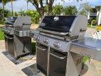 Wyndham Bali Hai Villas grills