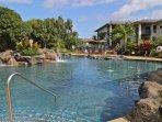 Wyndham Bali Hai Villas outdoor pool