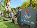 Wyndham Bali Hai Villas property logo