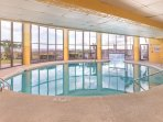 Wyndham Vacation Resort Westwinds indoor pool