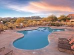 WorldMark Rancho Vistoso outdoor pool