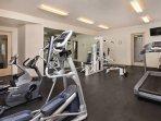 WorldMark Rancho Vistoso fitness area