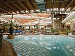 Wyndham Vacation Resorts Great Smokies Lodge indoor pool