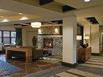 Wyndham Vacation Resorts Great Smokies Lodge lobby