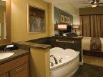 Wyndham Vacation Resorts Great Smokies Lodge bathroom