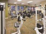 Wyndham Sedona fitness area