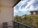 Wyndham Smoky Mountains balcony