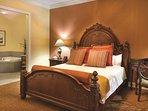 Wyndham Smoky Mountains bedroom