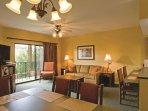 Wyndham Smoky Mountains living room