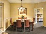 Wyndham Smoky Mountains dining area