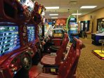 Wyndham Vacation Resorts Great Smokies Lodge gameroom