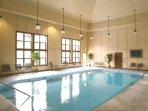 Wyndham Smoky Mountains indoor pool