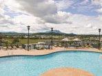 Wyndham Smoky Mountains outdoor pool