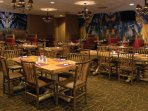 Wyndham Vacation Resorts Great Smokies Lodge on site restaurant