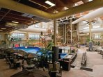 Wyndham Vacation Resorts Great Smokies Lodge water park