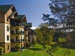 Wyndham Smoky Mountains property