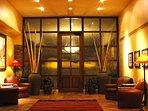 Starr Pass Golf Suites lobby