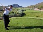 Starr Pass Golf Suites golf