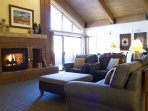 Wyndham Vacation Resorts Steamboat Springs living room