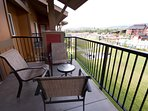Wyndham Vacation Resorts Steamboat Springs balcony