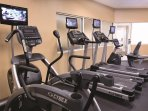 Wyndham Vacation Resorts At National Harbor fitness area