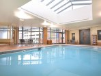 Wyndham Vacation Resorts At National Harbor indoor pool