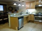 Wyndham Vacation Resorts Steamboat Springs kitchen