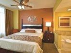 Wyndham Vacation Resorts At National Harbor bedroom