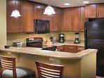 Wyndham Vacation Resorts At National Harbor kitchen