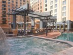 Wyndham Vacation Resorts At National Harbor hot tub