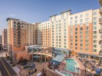Wyndham Vacation Resorts At National Harbor property