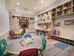 Wyndham Vacation Resorts At National Harbor kids room